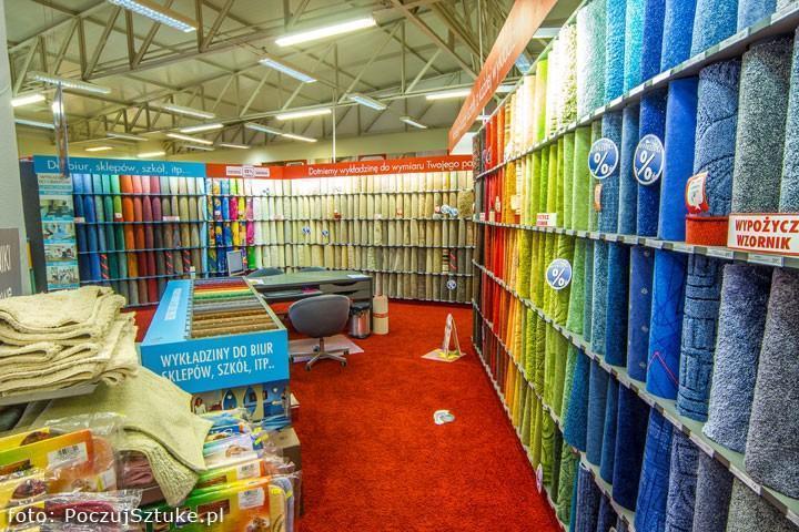 Podłogi Dywany I Wykładziny Komfort Salon Firmowy W Gnieźnie